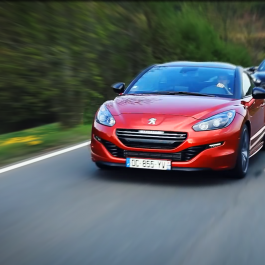 Peugeot RCZ-R, Ultimate Test Drive