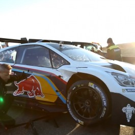 Inside Pikes Peak by Peugeot