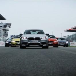 BMW ///M au Mans
